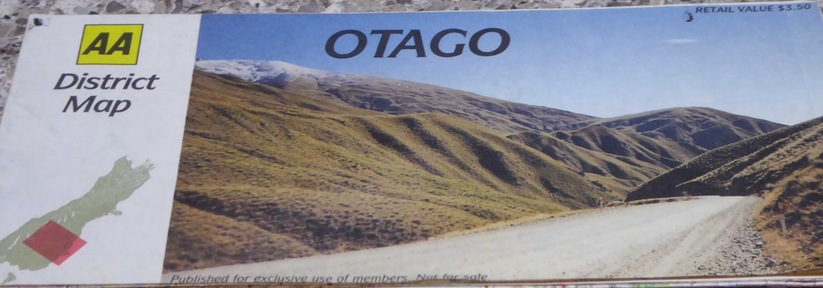 Prep for the Otago Rail Trail