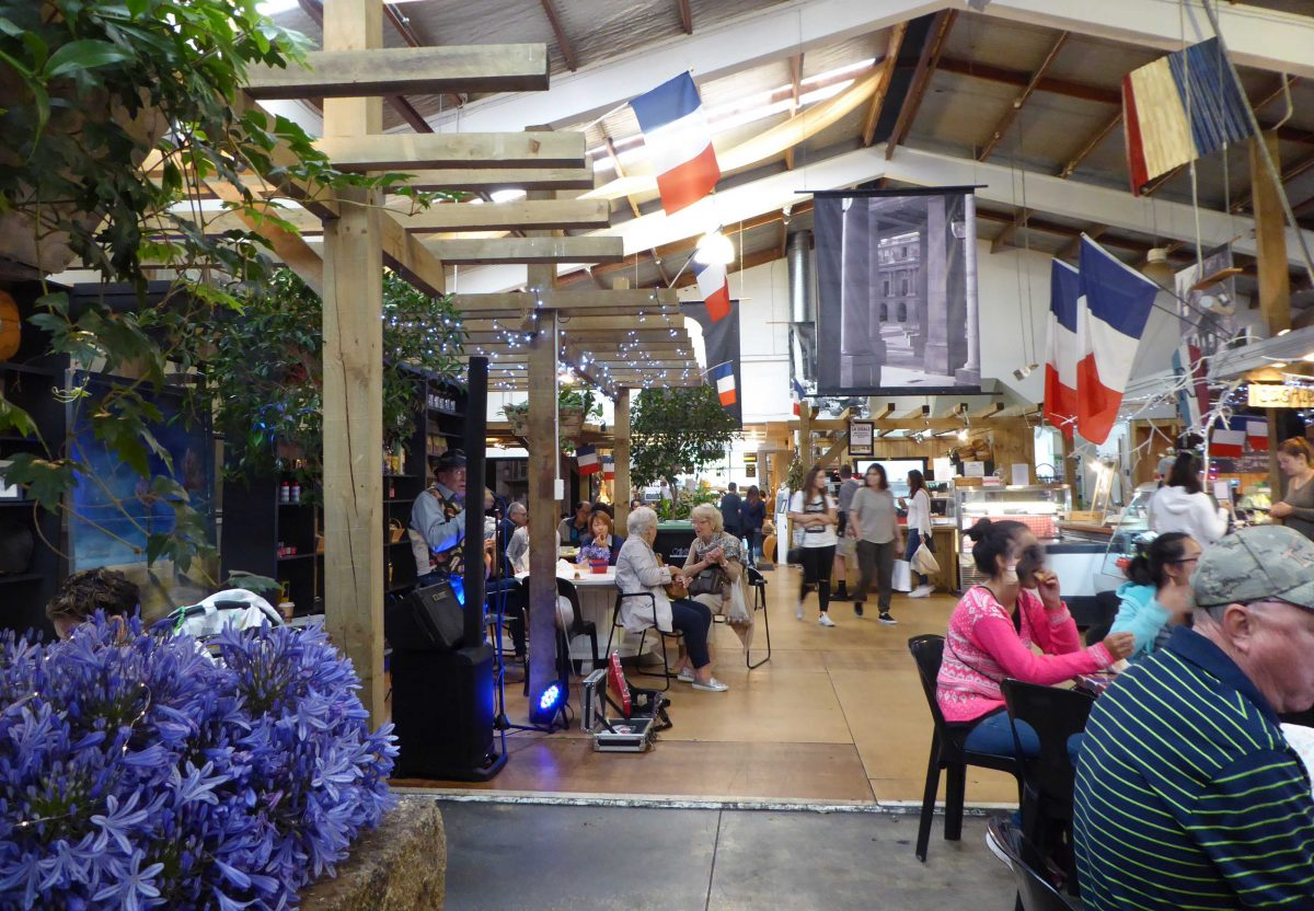 Christmas Eve – French style in Auckland