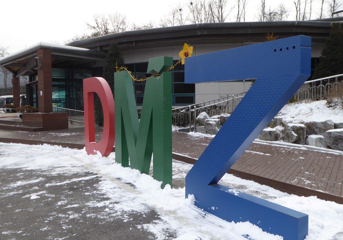 Korea – a visit to the Border