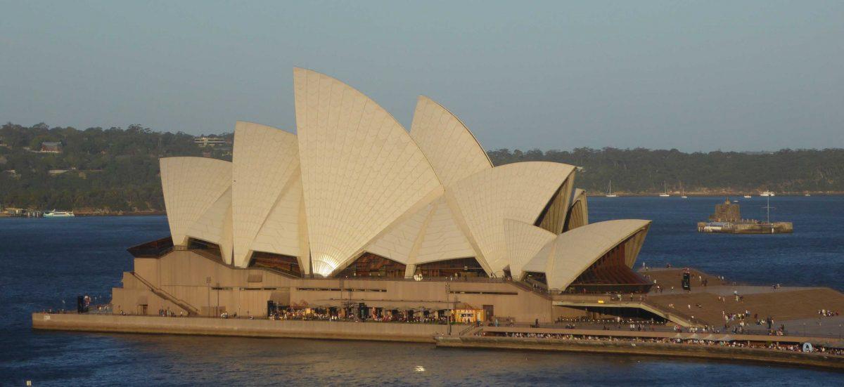 Sydney – a quick visit
