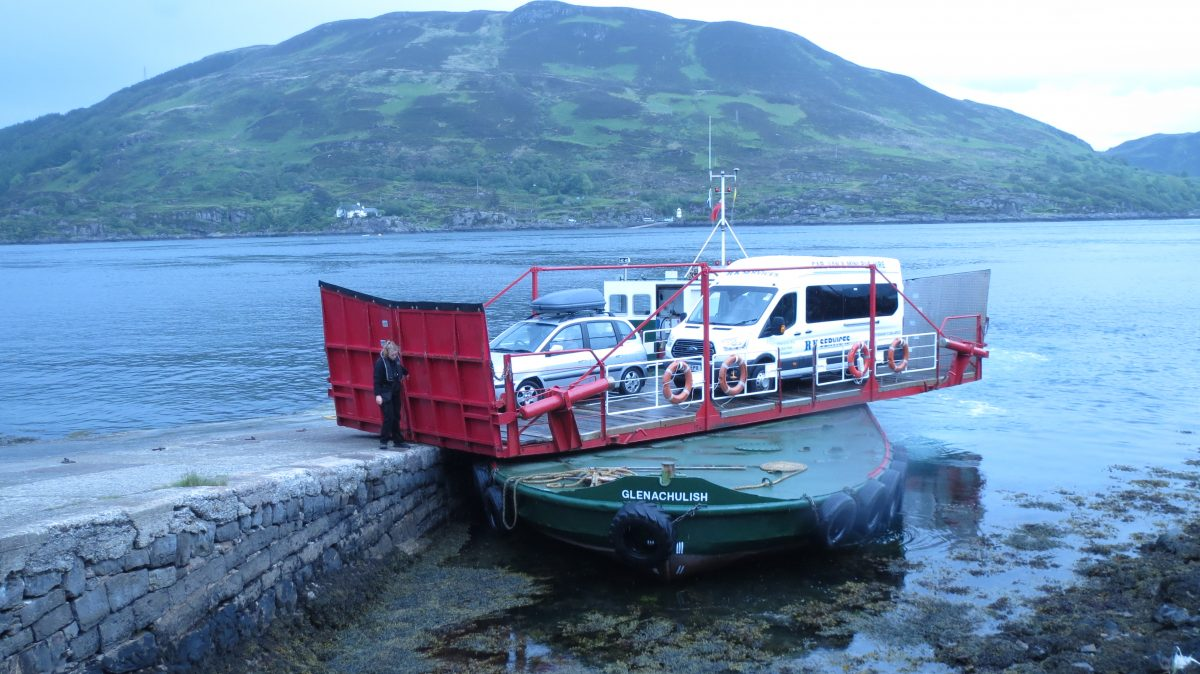 Turntable ferry – Glenelg