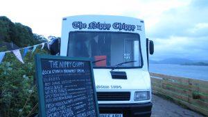 Nippy Chippy van
